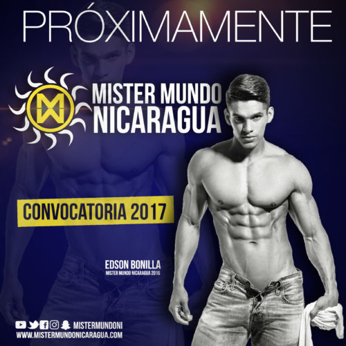 convoctoria 2017